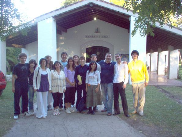 Capilla Santa Elena  frente